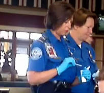 Muslim Terrorist in Hijab Forces Catholic Nun to Get Full TSA Aiport Body Grope, Scan